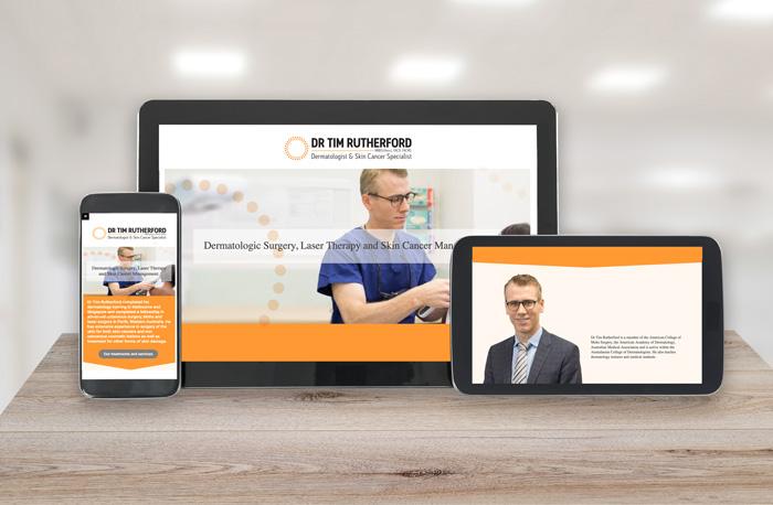 Dr Tim Rutherford Website